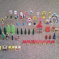 brio trainsets gordon thomas james adaptable wood accessories pack picture