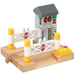 Equivalent fitting wooden brio thomas the tank track crossing