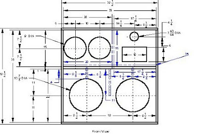 Free speaker plans  Designer drawings