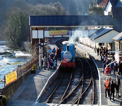 severn valley railway and thomas puzzle online game