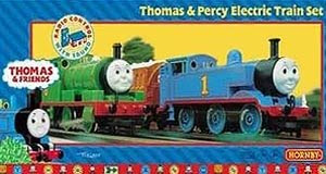Hornby Thomas the Tank Engine and Percy Train Set