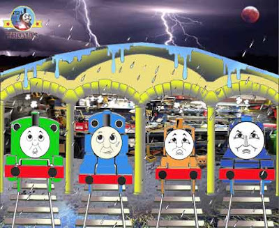 1a Kids fun play trainline free spot the difference games online with Percy and Gordon the engine