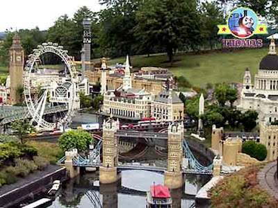 Theme park legoland resorts with perhaps the most legendary one being the London Windsor legoland