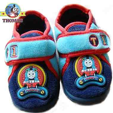 Next Thomas the tank engine slippers in blue are really excellent indoor footwear garment for kids