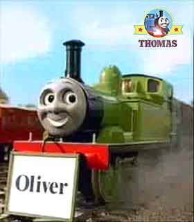 Reverend W Awdry Thomas the tank engine friends Oliver the Great Western engine and S C Ruffey