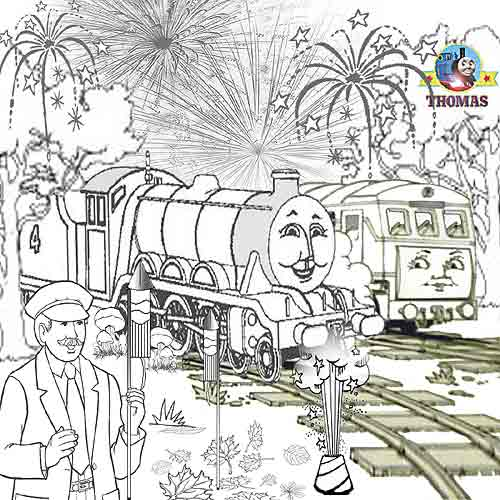 thomas and friends coloring sheets childrens activities train
