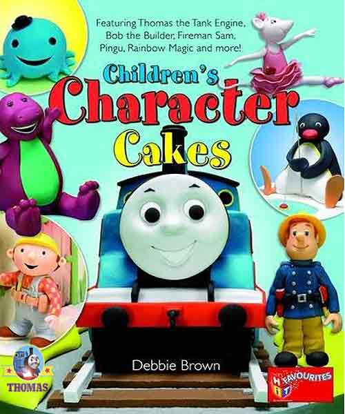 Thomas Tank Birthday Cake Ideas