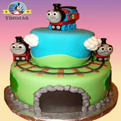 Cake Decorations Thomas The Tank Engine : Thomas Tank Birthday Cake Ideas Train Thomas the tank ...