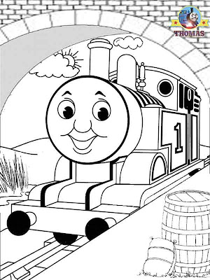 Boys worksheets pictures Thomas and friends misty island rescue printable coloring pages for kids