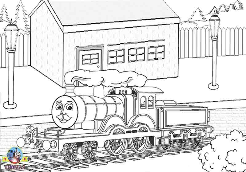 Train Thomas the tank engine Friends free online games and toys for  title=