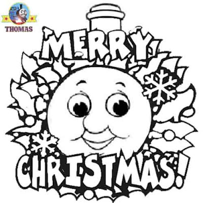 Online free printable pictures of Thomas the tank engine colouring sheets of kids to paint and color