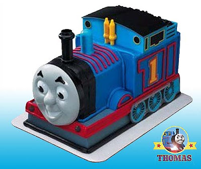How to make a Thomas the tank birthday cake with Thomas the Train 3D cake kit plus DVD instructions
