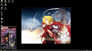 Anime Windows XP Themes FMA+-+01