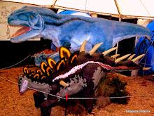 dinosaurios en angostura