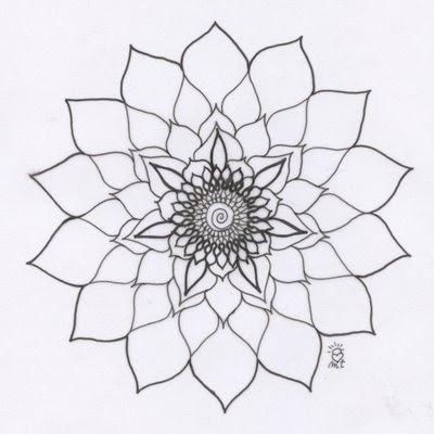 Plantillas De Mandalas - Decoración Del Hogar - Prosalo.com