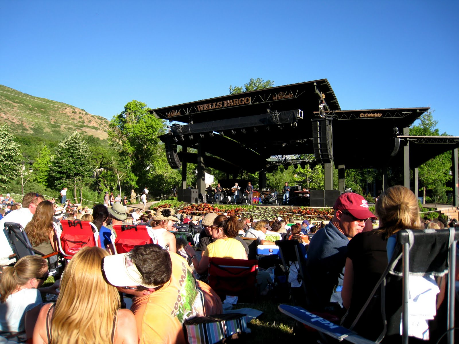 Red Butte Concerts Awesome Red Butte Vip With Red Butte Concerts Red Butte Garden And
