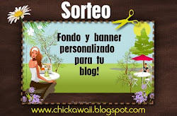 Sorteo en chickawaii