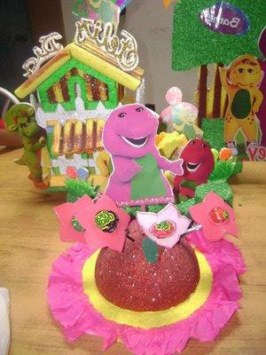 Chupetines Decorados para Fiesta Infantil...