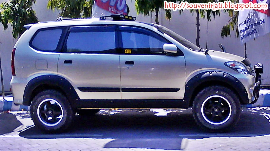 Image Modifikasi Avanza 2009