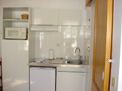 "Studio ""Azur"" - Kitchenette"