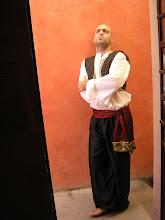 "Vestuario ""Sueño etnico 2007"""