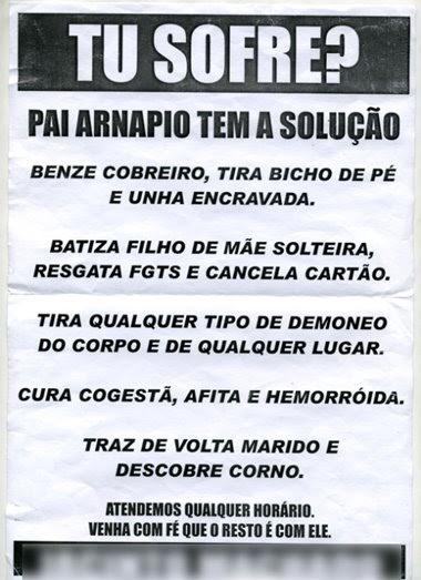 almanaque: Pai Arnápio