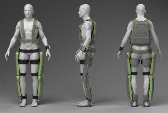 Projeto da Poli desenvolve exoesqueleto robótico