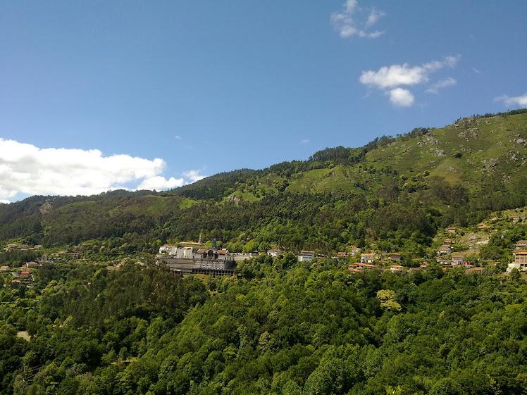 Panorama da aldeia da Seara / S. Bento da Porta Aberta