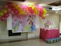 Venice Marie Quiñon 1st Birthday