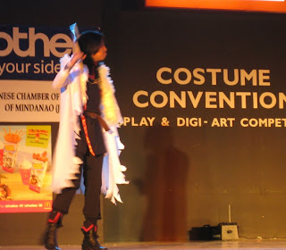 Cosplay SM Davao Entertainment Plaza, Digi art competition, SM the event center