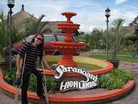 Saragani Highlands in General Santos City