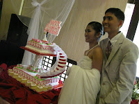 Virmalene Tipon and Edging Tariman Wedding,tipon and tariman nuptials