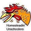 Homesteadin' Unschoolers