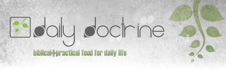 franz schneider | daily doctrine