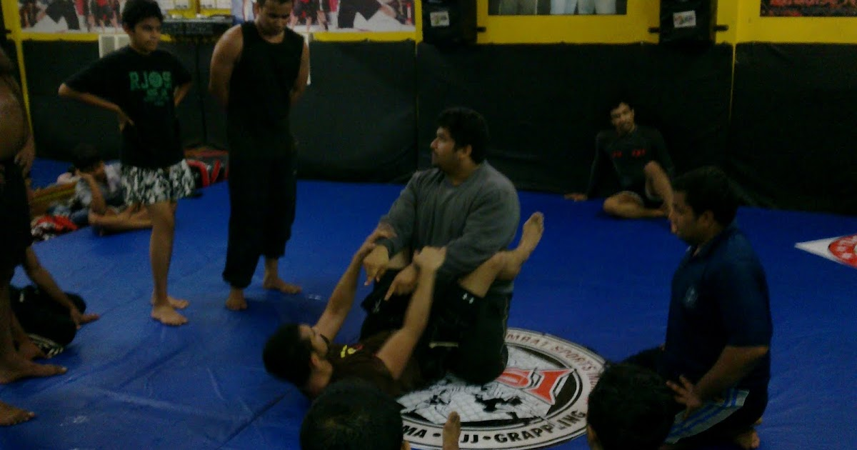 mma training in mumbai