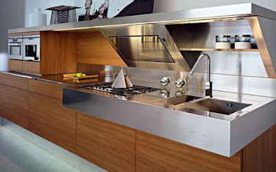 Contemporary Italian Kitchens