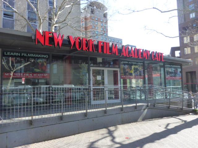 New York Film Academy Cafe Nyc