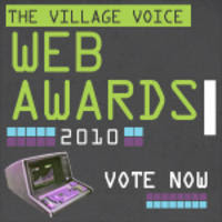 Named Best Neighborhood Blog in the First Annual Village Voice Web Awards