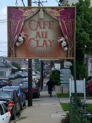 Cafe Au Clay by Masque Powers