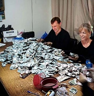 McCanns steal money from kids and pensioners