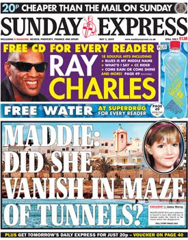 Media Mayhem - MCCANN MEDIA NONSENSE OF THE DAY - Page 15 Express15273992