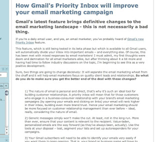 Want To Do E-mail Marketing? Here's How!
