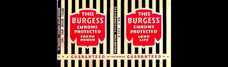 This Burgess