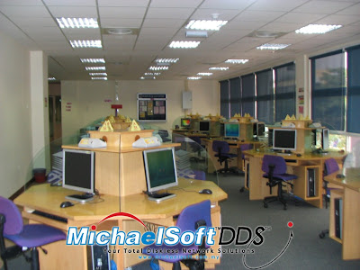 Michaelsoft DDS Diskless Solution , Cloud Computing , Diskless Cybercafe , Diskless System , Why never go Diskless in Education ? Michaelsoft DDS Diskless System in Education , It's call Diskless Education , Diskless School or Diskless Cloud Computing in Education.