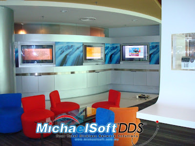 Michaelsoft DDS Diskless Solution , Cloud Computing , Diskless Cybercafe , Diskless System , Michaelsoft DDS display their Diskless Solution For Cybercafe in Event & Exhibition at Malaysia