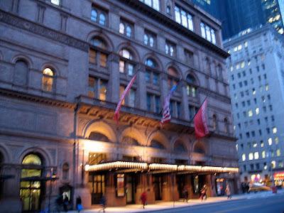 Mille Fiori Favoriti: The Russian Tea Room -- NYC Restaurant Week
