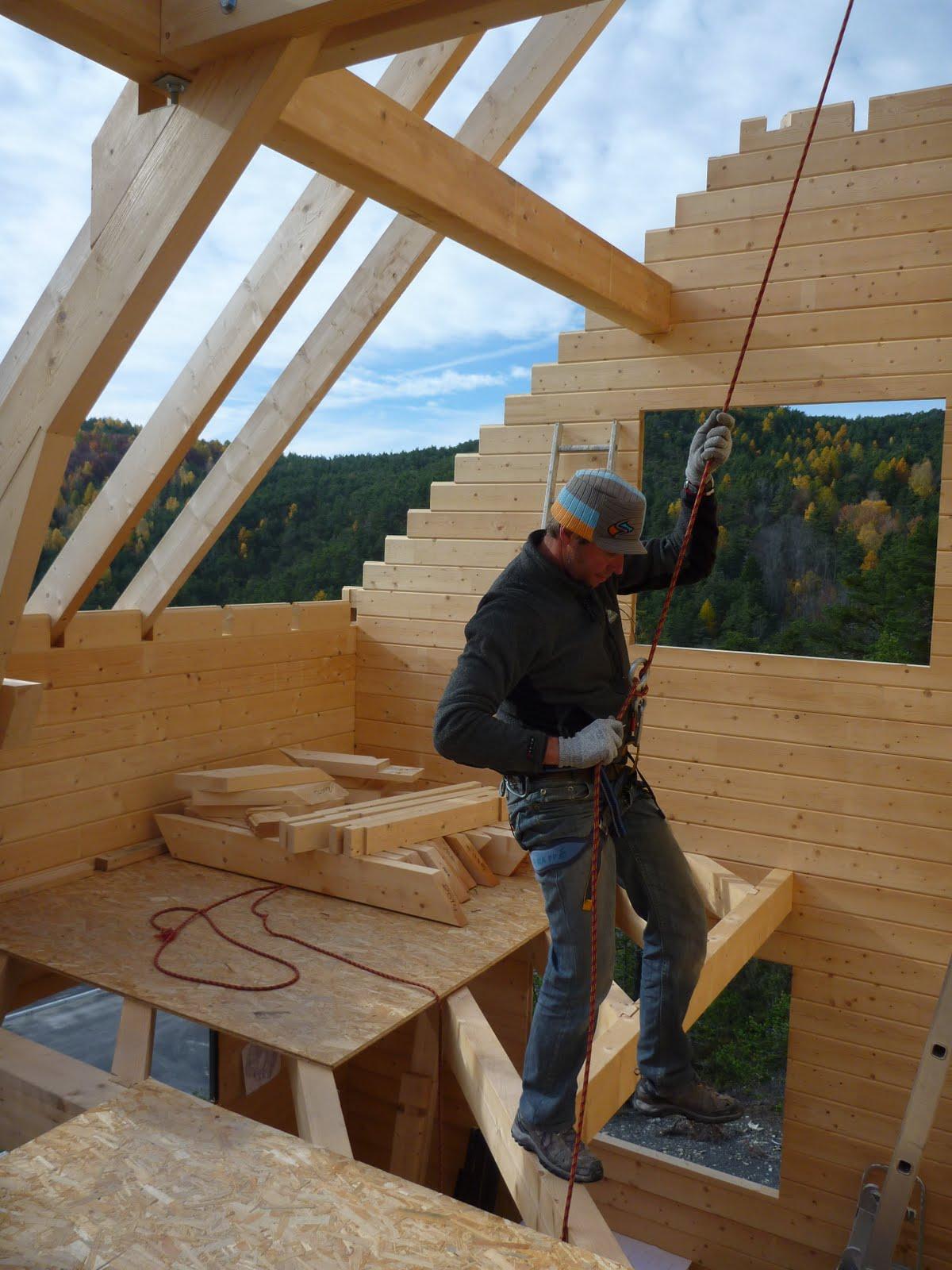 Construire sa maison 3 novembre on commence monter la for Monter sa maison
