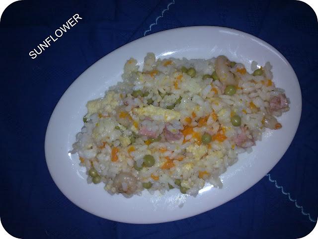 Los inventos de carmela arroz 3 delicias en thermomix for Cocinar arroz 3 delicias