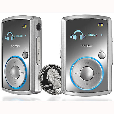 SanDisk Sansa Clip 4GB MP3 Player with FM