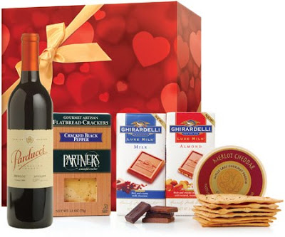 Tempting Treats with Romance Gift Wrap